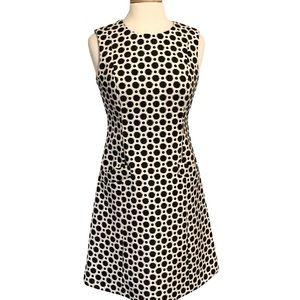 Donna Morgan Print A Line Dress
